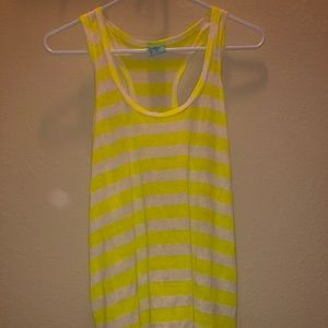 Ruched back tank top from Nordstrom